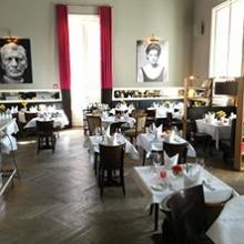 Goldmund im Literaturhaus